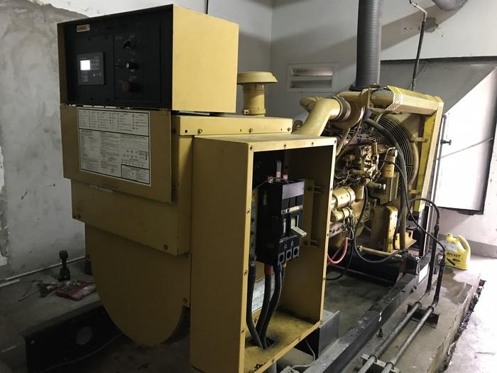 Sửa chữa máy phát điện tại Quãng Ngãi