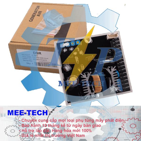 Bộ điều chỉnh điện áp (AVR) Mecc Alte DSR