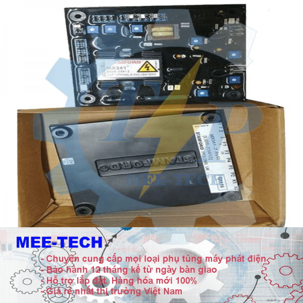 Bộ điều chỉnh điện áp (AVR) Stamford MX431