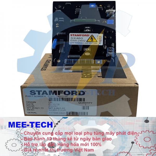 Bộ điều chỉnh điện áp (AVR) Stamford SX460
