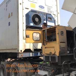 Bảo trì/sửa chữa máy phát điện trên xe Container
