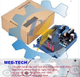 Bộ điều chỉnh điện áp (AVR) Mecc Alte DER1