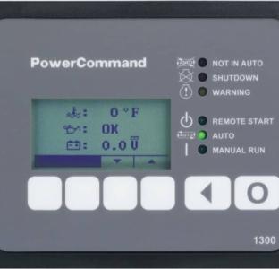 PowerCommand Controler Cummins