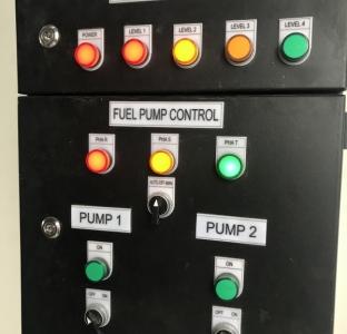 Tủ Bơm Dầu Diesel