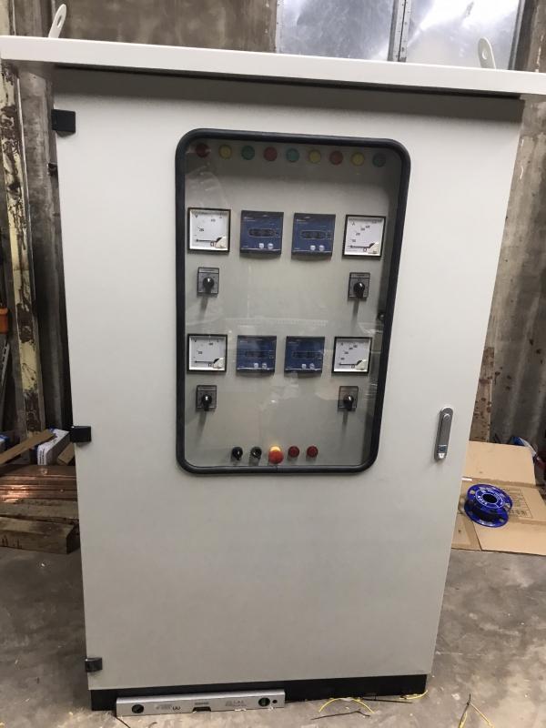 Tủ MDB- ATS KyUng Dong 600A- PLC Siemens LOGO 230RCE